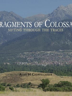 Fragments of Colossae (PAPERBACK)-0