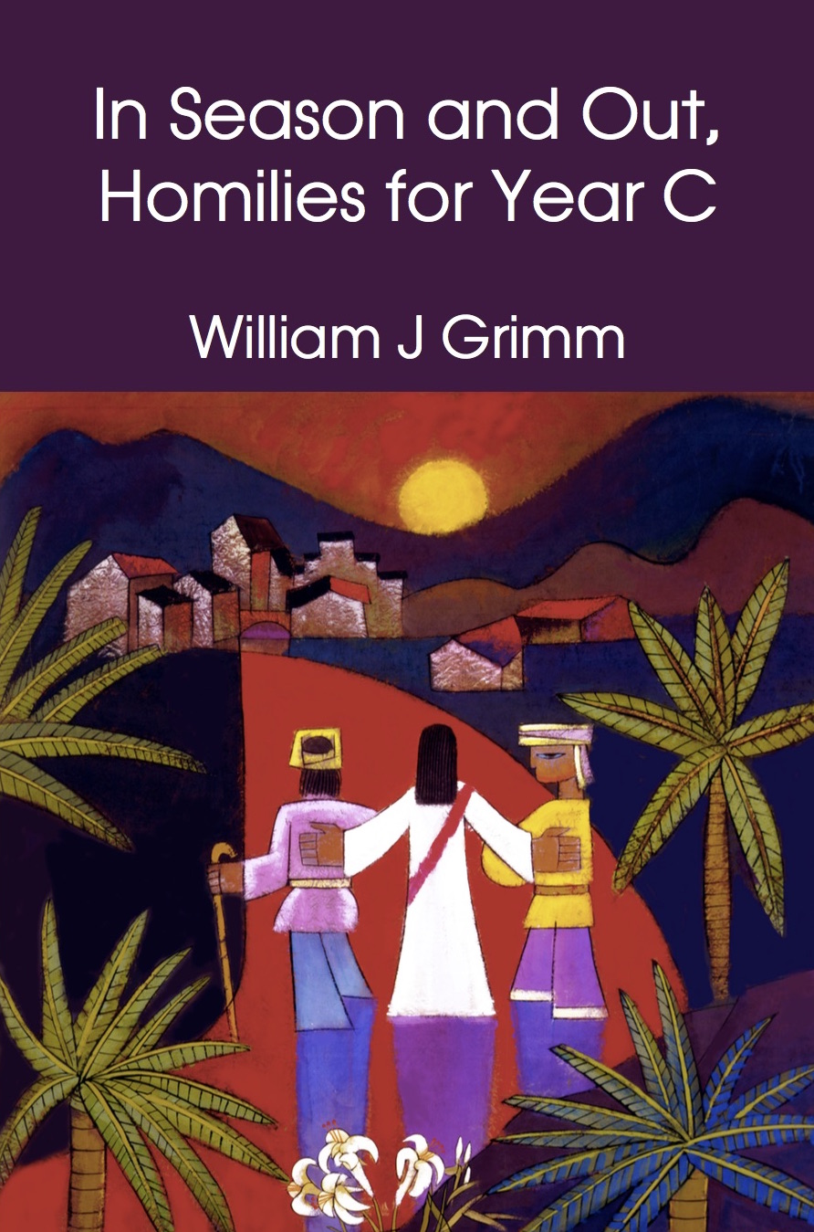 In Season and Out, Homilies for Year C (PDF)