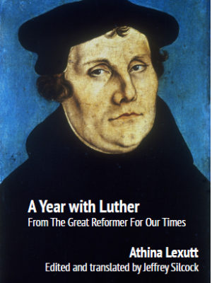 A Year with Luther (HARDBACK)-0