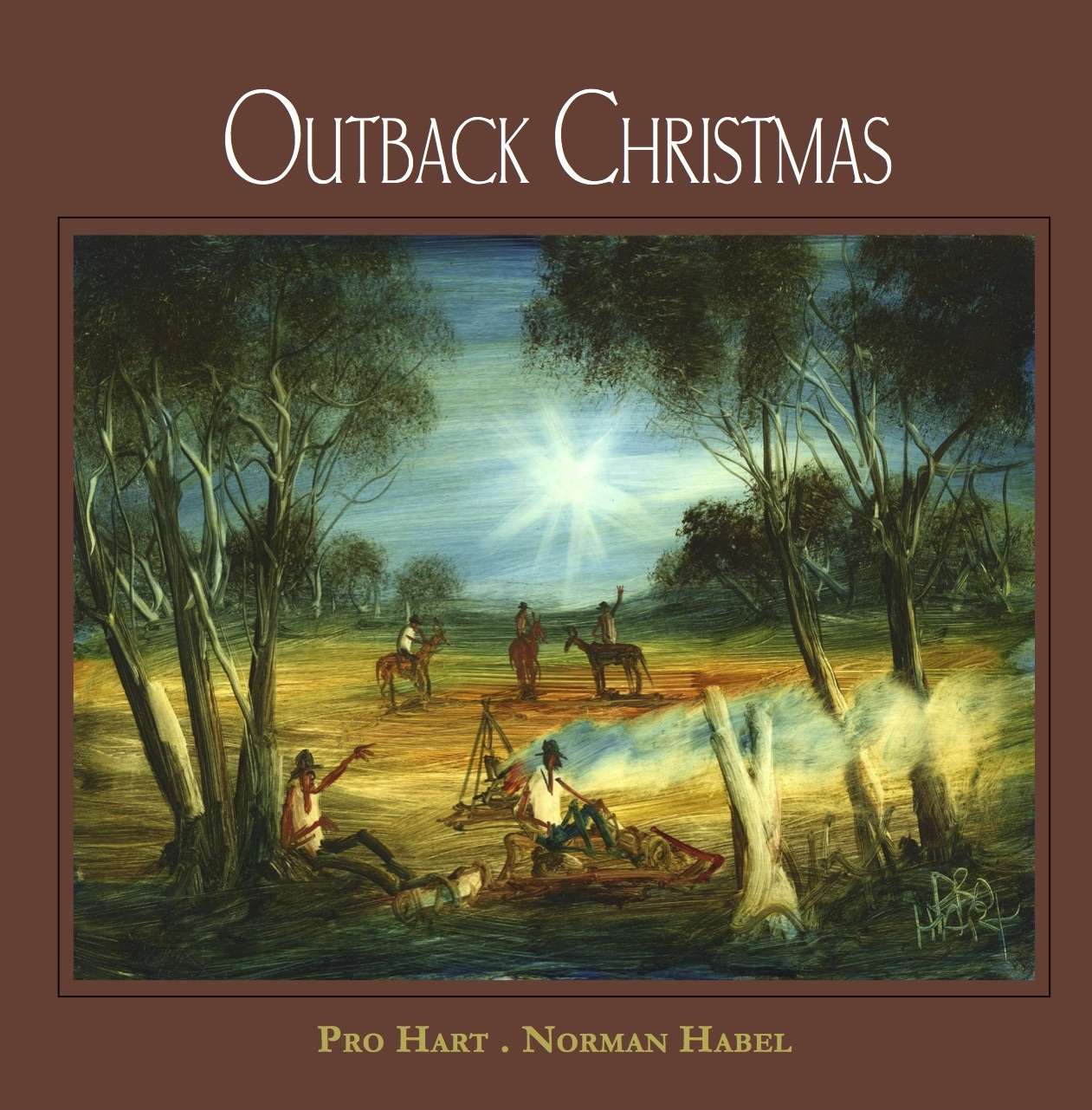 Outback Christmas (HARDBACK)
